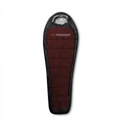 Спальный мешок Trimm IMPACT, красный, 195 L